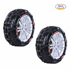 Anti-skid Tire Chains Snow Winter Emergency Driving Kits For Truck Car Sedan SUV