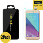 2-Pack SOINEED Samsung Galaxy J7 2017 Shockproof Tempered Glass Screen Protector