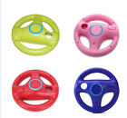 6 Color Game Racing Steering Wheel for Nintendo Wii Mario Kart Remote Controller