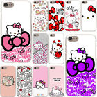 Hello Kitty Hard Plastic Case For iPhone