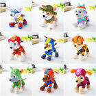 Lovely PAW PATROL Figures Soft Plush Dog Doll Kids Baby Boy Girl Xmas Gift Toys