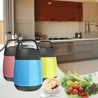 Stainless Steel Vacuum Thermal Lunch Box Insulated Food Jar Flask Soup Container