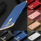 For Huawei Honor 6X/GR5 2017 Luxury Shockproof Electroplate Hard PC Case Cover