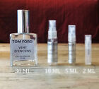 Tom Ford Private Blend - 100% Authentic Sample! Tobacco Vanille and many others! фото