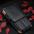 Belt Clip Holster Bag Hook Loop Pouch PU Leather Cover Phone Cases  For Xiaomi
