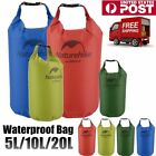Portable 5 10 20L Waterproof Bag Storage Dry Bag for Rafting Sport Equipment E