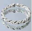 Wholesale Fashion gifts Jewelry Solid925 Silver Bracelet-bangle Valentines Gift
