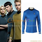 "Star Trek Into Darkness Chief Medical Dr. Leonard ""Bones"" McCoy Shirt Cosplay"
