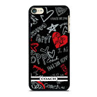 COACH NEW YORK POPPY iPod Touch 4 5 6 Case 4th 5th 6th Gen Cover