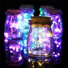 20/50/100 LED String Copper Wire Fairy Lights Lamp Powered Waterproof PP