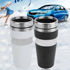 Dual Layer Stainless Steel Thermo Cup Car Insulated Thermal Water Bottle YU