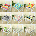 Square Booster Thick Chair Cushion Seat Pad Patio Outdoor Garden Dining Home 1PC