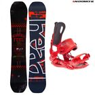 Snowboard set head course dct 150 153 156 + bindings rage FT