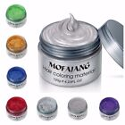7 Colors Hair Color Pomades MOFAJANG DIY Wax Mud Dye Styling Cream Disposable