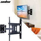 Full Motion TV Wall Mount Tilt Swivel 24 32 39 40 42 43 48 49 50 For Samsung TCL
