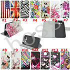 Flip Magnetic Wallet PU leather stand Silicone phone cover case for Huawei #4