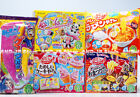 Kracie popin cookin Assorted DIY Candy Kit Japanese Food Set of 3