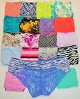 Victoria's Secret Cotton Lace OR Mesh Back Ruched Hiphugger Panty - U Pick - XL