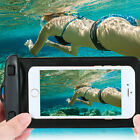 Pouch Dry Bag Touchscreen Waterproof Underwater Case Cover For iPhone Cell Phone