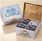 F/S Shiroi Koibito Langue de chat cookie White & Black chocolate 36pieces(1Box)