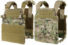 Condor VAS Vanquish Armor Plate Carrier System Crye MULTICAM Compact MOLLE Vest