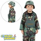 Army Boy Costume- Child Boy Outfit Fancy Dress