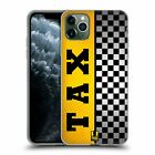 HEAD CASE DESIGNS YELLOW CAB SOFT GEL CASE FOR APPLE iPHONE PHONES