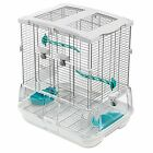 Bird Cage Small Pet House Lovebirds Finches Parakeet Wire Birdcage Medium