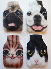 Cat Dog Pug Hand Hotties Warmers Reusable Pocket Instant Heat Kids Adults