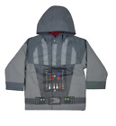 Western Chief Star Wars Hooded Raincoat for Boys - Water Resistant Jacket NWT $13.95 USD