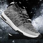 Lightweight Autumn Winter Men Casual Knitted Sport Running Shoes Sneakers HL