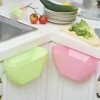 1PC Kitchen Hanging Trash Garbage Can Bin Rubbish Container Cabinet Door
