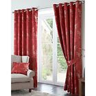 TOKYO BLACKOUT RING TOP CURTAINS in three colours