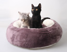 Cat Bed Pet Dog Sofa Cute Egg Small House Winter Warm Sleeping Basket Indoor New