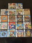 Nintendo DS Games with case and manual