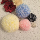 Wool Pom Poms - Various Colours And Sizes
