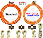 Propane Gas Hose 2019 Winter Resistant or Standard 1/4