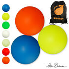 3x Mr Babache 69mm Turbo Bounce Juggling Ball Set & Bag! - Loads of Colours