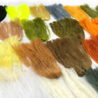 SPARKLE EMERGER YARN - Hareline Fly Tying Material Antron Zelon Z-Lon 17 Colors!