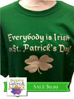 St. Patrick's Day 2018 Men's or Unisex Hot and Sexy Exclusive Irish T-Shirts