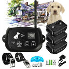 Внешний вид - Wireless Electric Pet Fence Waterproof Rechargeable Containment 1-4 Dog System