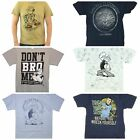 Men's T-Shirt Popeye Game of Thrones Star Trek Spock