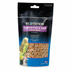 Ecotrition Tropical Fruit & Seed Variety Blend for Parakeets 8oz Free Shipping