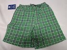 NEW MEN'S WOVEN LOUNGE PAJAMA SHORTS W/ POCKETS S, M, L, XL, 2XL MSRP $24.99