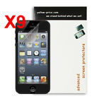 9x Anti Glare Matte Screen Protector Shield Film Fr Apple iPhone 4s SE 5S 5C 5 6