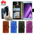 Huawei GR5 2017 Case Wallet PU Leather Flip Case Card Slot Cover For Huawei AU