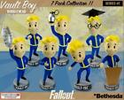 "Brand New Official 5"" Fallout 3 Vault Boy Figure Tech 101 Bobbleheads Series #2"