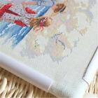 Handhold Square Shape Embroidery Plastic Frame Hoop Cross Stitch Craft  Tool ZY