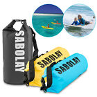10L Outdoor Waterproof Canoe Swimming Camping Hiking Backpack Dry Bag Sack Pouch
