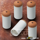Push On Leather Cue Tips Snooker Pool - 11 11.5 12 12.5 13 13.5 14 mm ALL SIZES £1.99 GBP on eBay